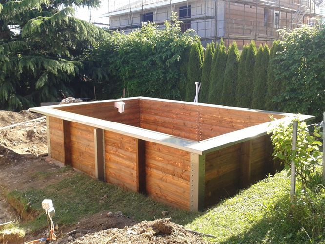 Nos r alisations oberson s rl piscine spas et for Piscine coffrage perdu